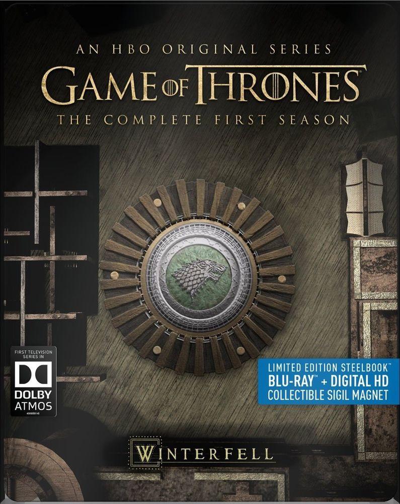 J. R. R. Martin — Game of Thrones (ingliz tilida)